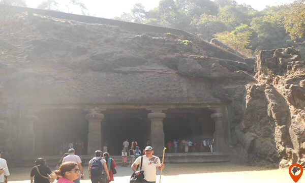 Mumbai Elephanta Caves Tour