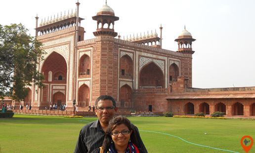Agra City Tour with Sunrise Visit of Tajmahal